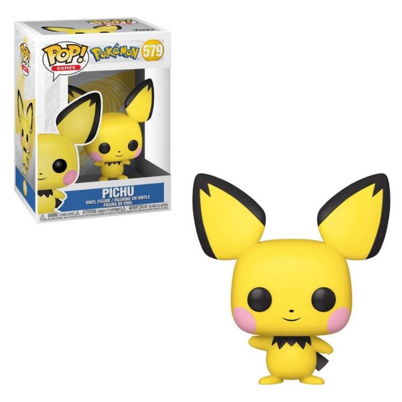 Funko - Pop Games Pokemon S2 - Pichu