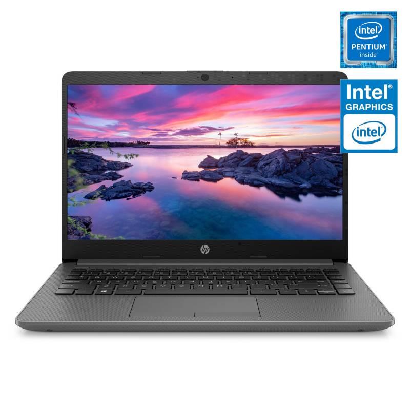 """Hp - Notebook 14-cf0024la Intel Pentium 8GB RAM 256GB SSD 14"""""""
