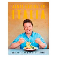 PENGUIN RANDOM HOUSE - Jamie Cocina En Italia