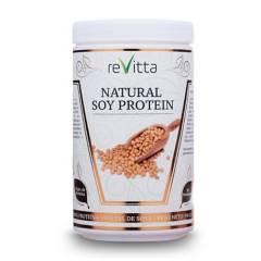 REVITTA WELLNESS - Proteína Vegana Soy Protein Revitta 390 Grs.