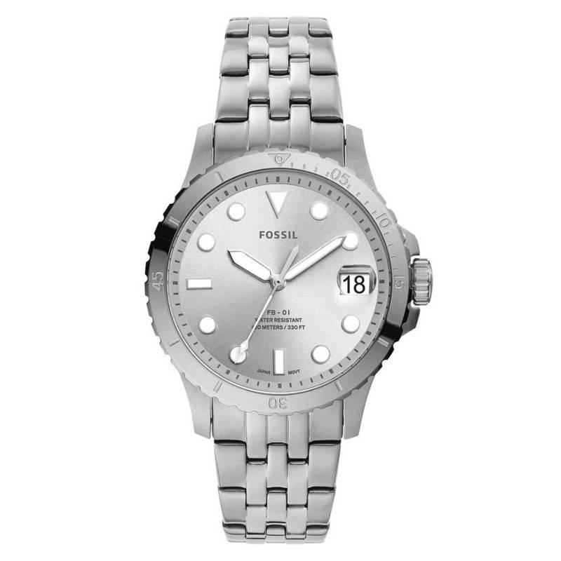 Fossil - Reloj análogo Mujer ES4744