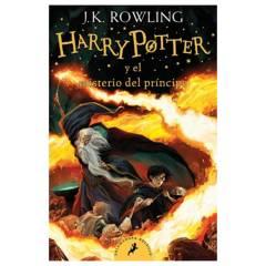 Penguin Rh - Harry Potter y El Misterios del Principe