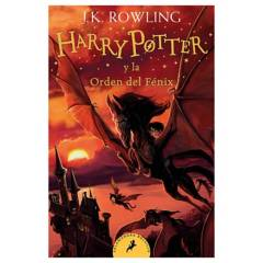 PENGUIN RANDOM HOUSE - Harry Potter y la Orden del Fenix