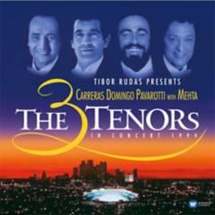 WARNER BROS - VINILO THE THREE TENORS / IN CONCERT 1994