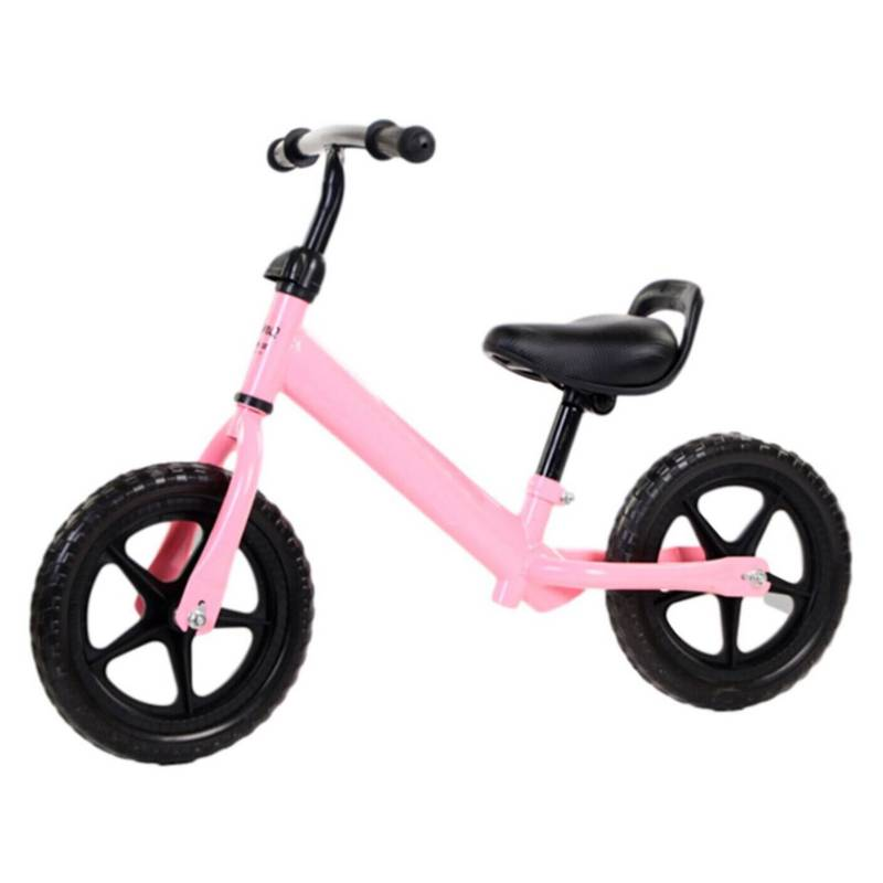 JUNGLA CLICK - Bicicleta Equilibrio Rosada