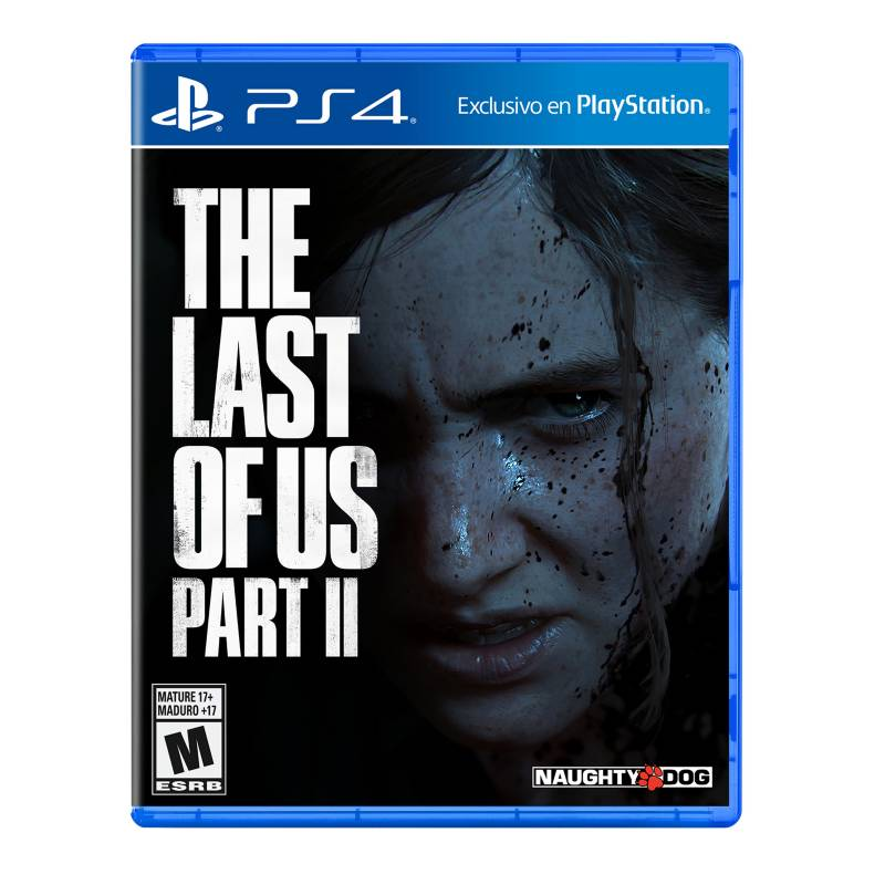 PLAYSTATION - The Last Of Us 2 Ps4 Videojuego