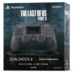Sony - Control PS4 Dualshock 4 Inalámbrico Edición Limintada The Last Of Us 2