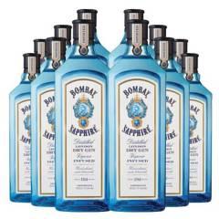 BOMBAY - 12 Gin Bombay Saphire
