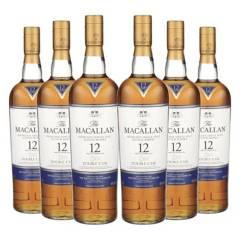 Macallan - 6 Whisky Macallan 12 Años