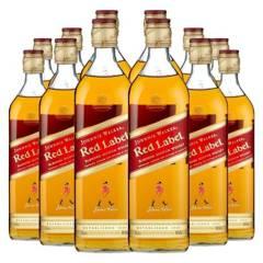 Johnnie Walker - 12 Whisky Johnnie Walker Red Label 750 Cc