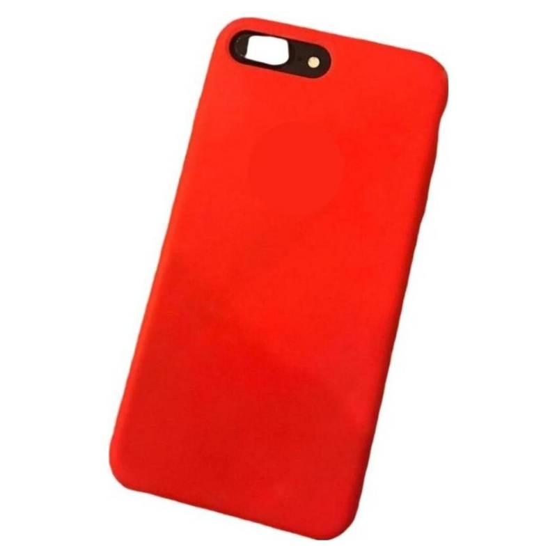 Carcasa Silicona Iphone 11 Rojo