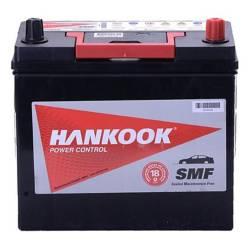 HANKOOK - Batería Hankook 45Ah 430Cca Borne Delgado