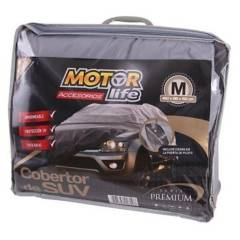MOTOR LIFE - Carpa Suv Multiclima Talla M Motorlife