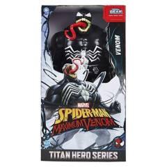 Marvel - Figura Titan Hero Venon Maximum Spiderman Marvel