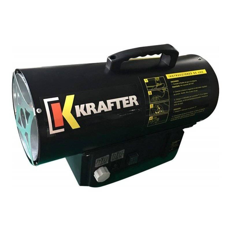 KRAFTER - Turbo Calefactor Tg 30 / 600M3 Puntomak