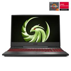 "Msi - Notebook Gamer AMD Ryzen 7 3750H 8GB RAM 512GB SSD AMD Radeon RX 5500M 15.6"""