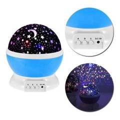 Generica - Lampara Proyector Led Espanta Cuco Luz Estrellas