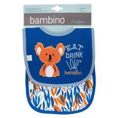 Bambino - Bipack Babero Toalla Koala Niño