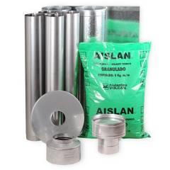 BOSCA - Kit para Estufas a Leña 6 Pulgadas x 4 Mts