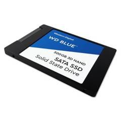WESTERN DIGITAL - WD BLUE SSD 500GB 2.5IN 7mm