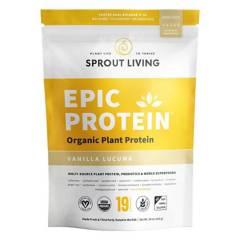 SPROUT LIVING - Epic Protein Vainilla Lúcuma 455G