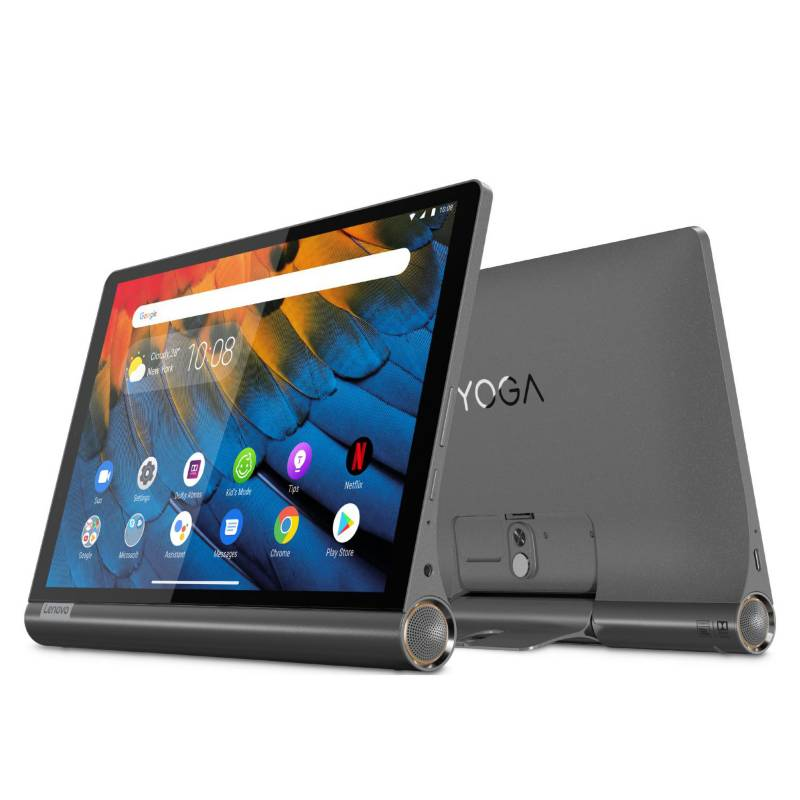 Lenovo - Tablet Yoga Smart Tab 4GB, con Google Assistant 10""