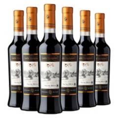 Espaldares - Cja X 6 Vinos Syrah Tardío Late Harvest Premium