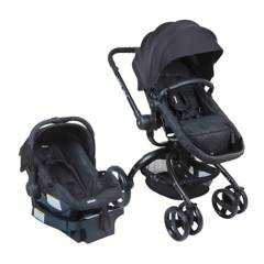 Infanti - Coche Travel System I-Giro Bright Black
