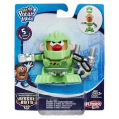 Hasbro - Señor Cara de Papa - Boulder El Robot Constructor