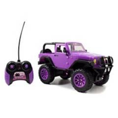 JADA - Jeep a Control Remoto - Jada - Purpura