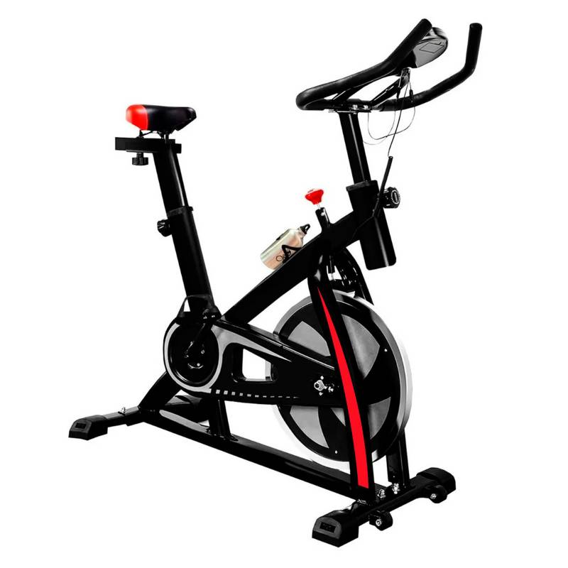 ATHLETICX - Bicicleta Spinning Fitness / Negro