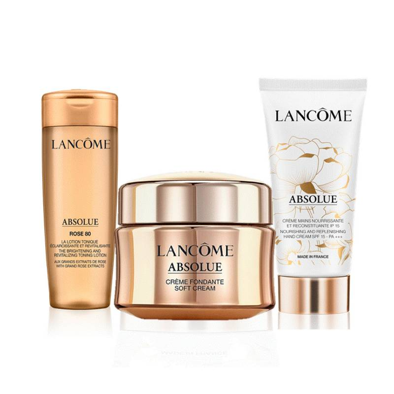 Lancome - Set Revitalizante y Regenerador Absolue 30 ml