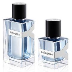 YVES SAINT LAURENT - Set de Perfumes y Men Edt 100 ml y Men Edt 40 ml