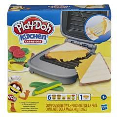 PLAY DOH - Pd Kitchen Creations Sandwichera