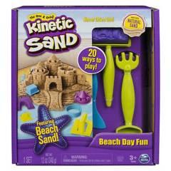 KINETIC SAND - Kinetic Sand Beach Fun Kit