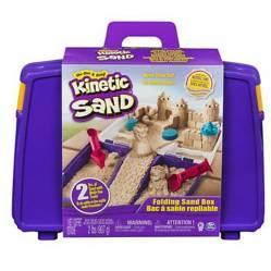 KINETIC SAND - Kinetic Sand Folding Sandbox