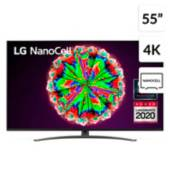 "Lg - LED NanoCell 55"" 55NANO81SNA 4K HDR Smart TV 2020 + Magic Remote"
