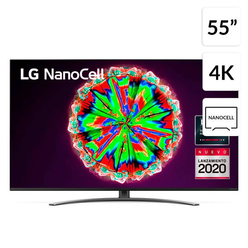 "Lg - LED NanoCell 55"" 55NANO81SNA 4K HDR Smart TV 2020 + Magic Remote"
