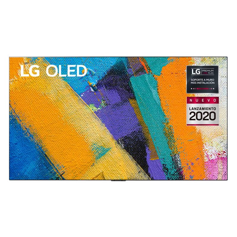 Lg - OLED LG 65GX 4KUHD SMART TV
