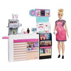 Barbie - Barbie Cafetería