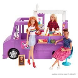 BARBIE<BR>FOOD TRUCK