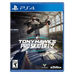 PLAYSTATION - Videojuego Tony Hawk PS4