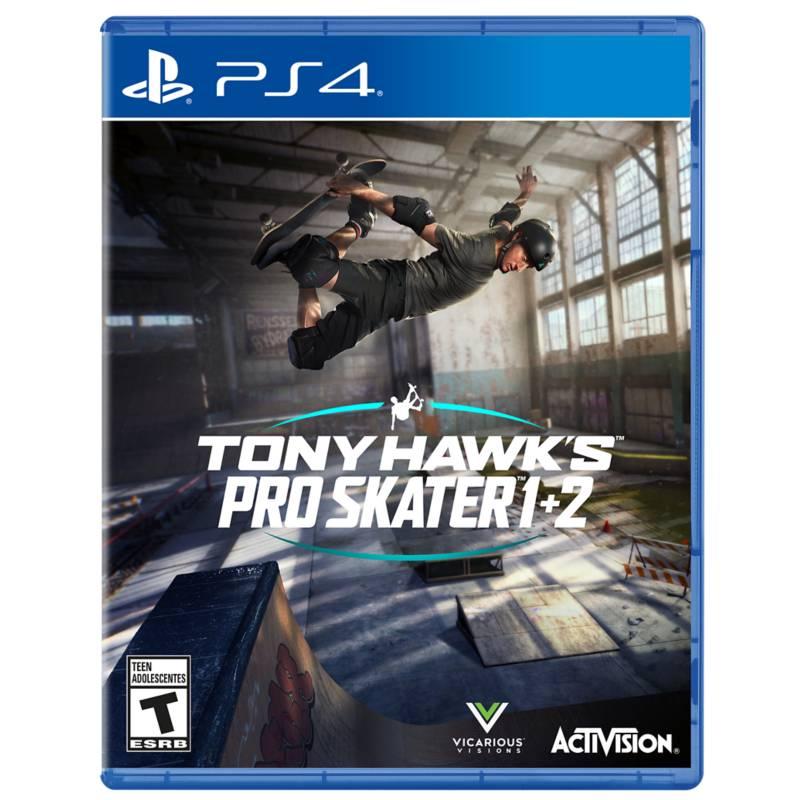 ACTIVISION - Playstation Videojuego Tony Hawk Ps4