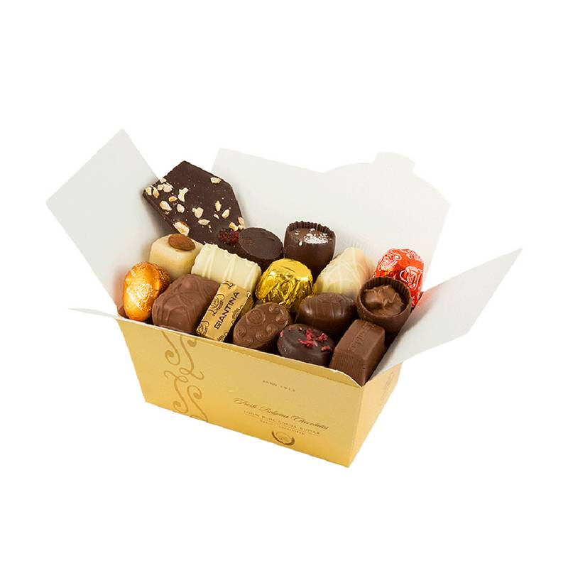 LEONIDAS - Ballotin 375 G Chocolate Belga
