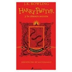 10BOOKS - Harry Potter Y La Cámara Secreta-Gryffindor. Edici
