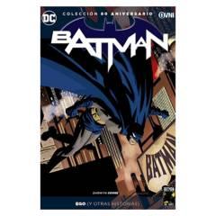 10BOOKS - Colección 80 Aniversario Batman N 10 (7) Batman: E