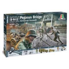 ITALERI - Pegasus Bridge Airborne Assault