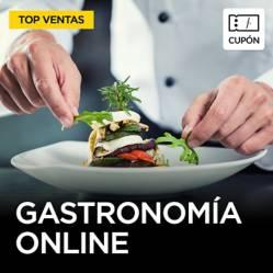 CURSOS DE COCINA - Curso de Gastronomía online, incluye 7 cursos completos