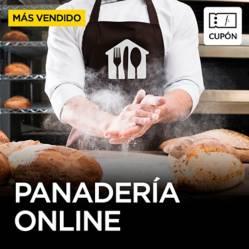 CURSOS DE COCINA - Curso de Panadería artesanal online