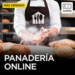 CURSOS DE COCINA - Cupón para Curso de Panadería artesanal online